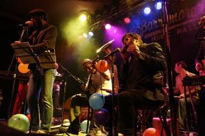 Music - The Silver Hearts - photo by www.paulgalipeau.com
